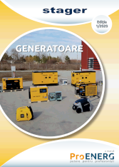 Generatoare electrice Stager