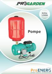 Pompe şi motopompe ProGarden