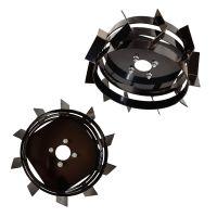 ProGARDEN set roti metalice 440x180, manicot cu flanse, hex 32mm