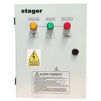 Stager YPA20063F12S automatizare monofazata 63Ah
