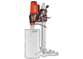 Cabel CSN-6A-MSP, unitate antrenare carota