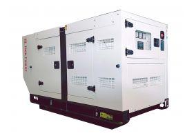 Tide Power TC40C-T Generatorl insonorizat diesel trifazat, 40kVA, 57A, 1500rpm cu automatizare