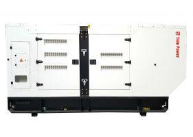 Tide Power TC250C-T Generator insonorizat diesel trifazat, 250kVA, 360A, 1500rpm cu automatizare