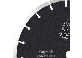 Tudee 300x25.4mm, Disc diamantat debitare asfalt