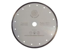 Tudee 180x22.2mm, Disc diamantat debitare beton dur