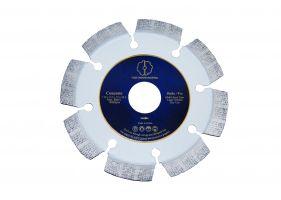 Tudee 115x22.2mm, Disc diamantat debitare beton dur