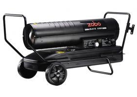 Zobo ZB-K175 Tun de aer cald, ardere directa, 51kW