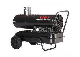 Zobo ZB-H70 Tun de aer cald, ardere indirecta, 18kW