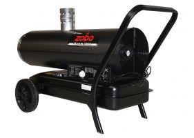 Zobo ZB-H170 Tun de aer cald, ardere indirecta, 50kW