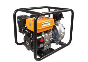"""ProGARDEN GHP50 motopompa 2""""/50mm, benzina, apa curata, inalta presiune, pornire la sfoara"""