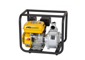 "ProGARDEN PB225C motopompa 2""/50mm, benzina, apa curata, pornire la sfoara"
