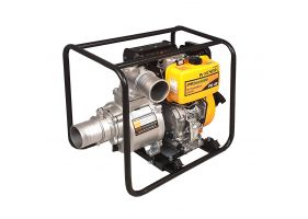 """ProGARDEN PD40 motopompa 4""""/100mm, diesel, apa curata, pornire la sfoara"""