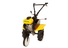 ProGARDEN PRO 7 motocultor 7CP, 2+1 trepte, roti 4.00-8, 2+1 freze, benzina, curele, transmisie aluminiu [Campo 703]