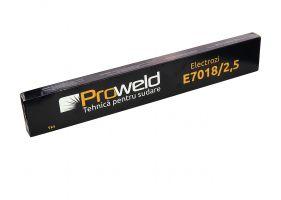 ProWELD E7018 electrozi bazici 2.5mm, 1kg