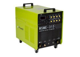 ProWELD WSME-315 AC/DC (400V), invertor sudare TIG, sudura aluminiu