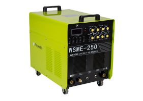 ProWELD WSME-250 AC/DC (400V), invertor sudare TIG, sudura aluminiu