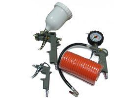 Stager Kit 4 accesorii, compresor aer
