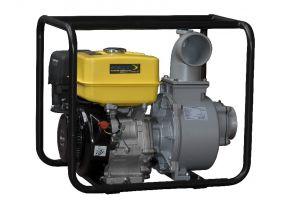 "Stager GP100 motopompa 4""/100mm, benzina, apa curata"