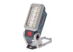 Bosch GLI 12V-330 Lampa de lucru cu acumulator 12V, 10 LED-uri, cutie carton (solo)