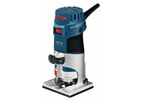 Bosch GKF 600 Masina de frezat muchii, 600W, bucsa 6-8mm