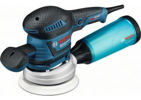 Bosch GEX 125 - 150 AVE Slefuitor cu excentric, 400W, 150mm, L-Boxx