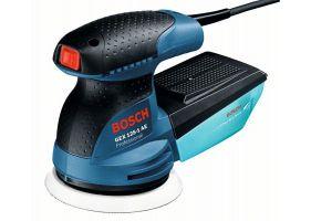 Bosch GEX 125-1 AE Professional Slefuitor cu excentric, 250W, 125mm