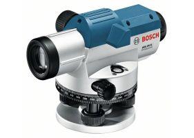 Bosch GOL 20 G Nivela optica, factor marire 20x, precizie 3mm/30m