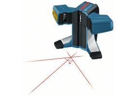 Bosch GTL 3 Nivela laser pentru faianta si gresie, 20m, precizie 0.2 mm/m