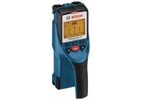 Bosch D-Tect 150 Detector, 150mm, precizie 5mm + 4 Baterii 1.5V LR6 (AA) + Geanta protectie