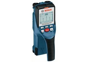Bosch D-Tect 150SV Detector, 150mm, precizie 5mm + 4 Baterii 1.5V LR6 (AA) + Geanta protectie