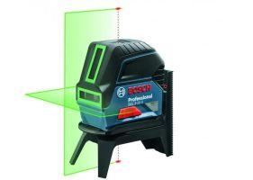 Bosch GCL 2-15G + RM1 Nivela laser cu puncte si linii, 15m, precizie 0.3 mm/m