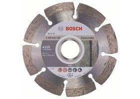 Disc diamantat Standard pentru beton 115mm