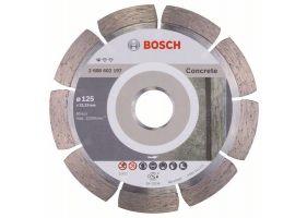 Disc diamantat Standard pentru beton 125mm