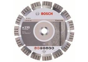 Disc diamantat Best pentru beton 230 x 22.23 x 2.4mm
