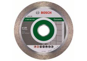 Disc diamantat Best pentru ceramica 125 x 22.23 x 1.8