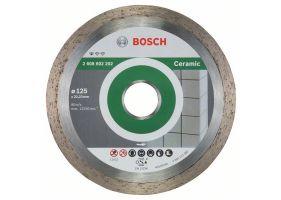 Disc diamantat Standard pentru ceramica 125mm