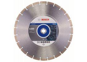 Disc diamantat Standard pentru piatra 350 x 20/25.40 x 3.1mm
