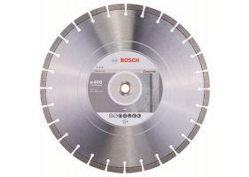 Disc diamantat Best pentru beton 400 x 20.00+25.40 x 3.2mm