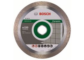 Disc diamantat Best pentru ceramica 150 x 22.23 x 1.9mm