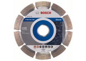 Disc diamantat Standard pentru piatra 125 x 22.23 x 1.6mm