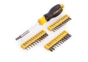 Stanley STHT0-70885 Set surubelnite multibit - 34 buc
