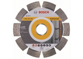 Disc diamantat Expert universal 125 x 22.23 x 2.2mm
