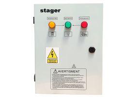 Stager YPA20063F12S automatizare monofazata 63A, 12Vcc, protectie