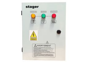 Stager YPA20063F12S automatizare monofazata 63Ah