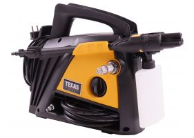 Texas HTR1400 Aparat de spalat cu presiune, 1400W, 110bar, 330L/h, rezervor detergent